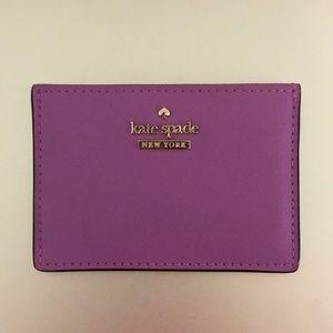 Kate Spade card holder/ wallet